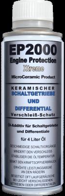 EP2000 Schaltgetriebe- und Differential-Additiv